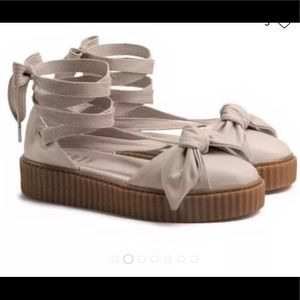 Fenty by Rihanna Bow Creeper